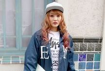 Snap in Shibuya / To see more... http://fashion.japantwo.com/snap/