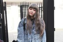 Snap in Meguro / To see more.... http://fashion.japantwo.com/snap/