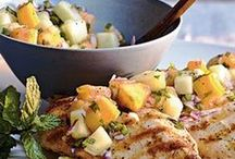 Healthe Recipes: Nutritious and Delicious / Nutritional information for everyday healthy living.