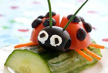 Healthe Recipes: Kid Approved / Fun ways to eat healthy with the help of your kids!