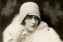 1920´s hats and fashion
