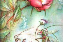 Children's book illustration / Illustration samples