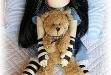 Gorjuss type dolls / Just to inspire me