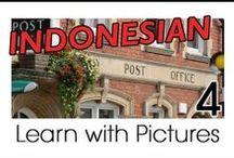 Bahasa Indonesia   De Indonesische taal / Enkele lessen