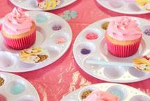 Themes - G - Cupcake Party
