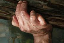 Paintings or Drawings of Hands / paintings of hands