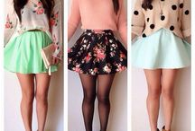 Cute clothes / Cute outfits and dresses / by Wicked Is Good