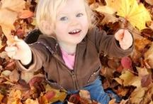 Fall Fun for Kids / Fun fall activities for you and your liitle one to enjoy!