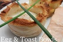 Recipes // Lunch & Brunch Inspiration - Gluten Free / Gluten Free Lunch & Brunch Inspiration