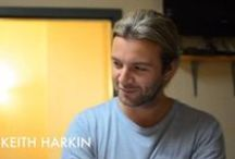 Keith Harkin / Keith's pics & music / by Debbie Rendell