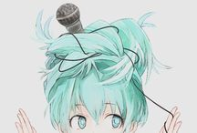 Vocaloid / Welcome to my board!! Feel free to add anything related to Vocaloid ♡♡