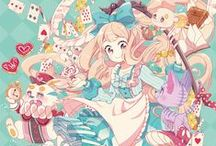Alice in Wonderland / Please post ONLY things related to Alice In Wonderland, or your posts will be deleted!