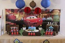 lightning mcqueen disney pixar cars party styling ideas