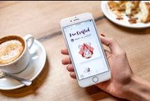 Punkpost App / Punkpost is an app that helps you send handwritten cards as easy as texts.