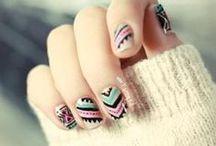 Tout pour nos ongles l Nails / Inspiration de nails, Vernis et nails art.