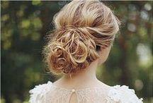 Coiffures l Hairstyles / Des idées d'inspiration coiffure pour être la plus jolie