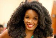 Coiffures Afro l Afro Hairstyles / Des idées coiffures pour les Afro Girls