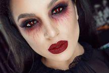 Halloween Makeup Ideas / Inspiration for Halloween looks!