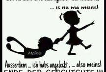 Wuhuuuuu / Mein Humor.....