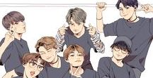 BTS   BANGTAN BOYS / Kpop Bts Bangtan Boys Bulletproof scout boys Beyond the scene