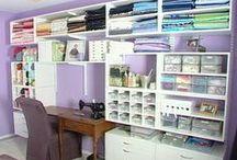 Askarteluhuone / Craft room