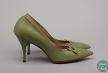 Shoes from Bloomers and Frocks on Etsy / Vintage Shoes for Sale