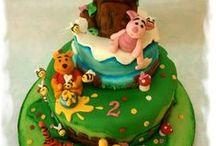 Le mie torte decorate