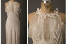 Vintage Lingerie from Bloomers and Frocks