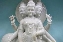 Marble Hindu God Statues / we provide a batter choice for your marble Temple and God Statues, they put marble statues that can accentuate temple and gives a distinct look as well. you can find superb selection of marble statue with lowest price.