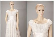 The Vintage Bride / Vintage wedding dresses and vintage bridal accessories.