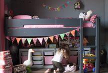 Habitaciones infantiles y adolescentes / Ideas para las habitaciones infantiles y adolescentes