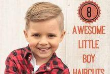 Cool little boy haircuts