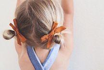 Peinados infantiles/Juveniles / Peinados que me gustaría para ella.