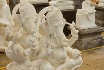 God Idols in the Form of Marble / There are many online website that offers with unique and wealthy Statue of God and Goddesses of Hindu religious beliefs. These idols come in conventional dimension and powerful content which last for years.