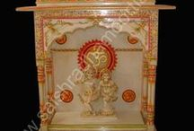 Marble Temples Manufacturers / For information on Marble Statues business like Indian Marble Statues and Marble Decorative Items, visit online products listing catalogs - www.saishradhamoortiart.com