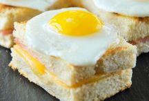 Bocadillos y Sandwiches / Con pan.