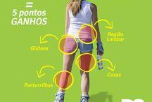 En forma / En forma desde casa #ejercicios . Caminar mínimo tres veces por semana. Comida saludable #cenasligeras.  Vida sana. Deporte. Cuidados. Salud.