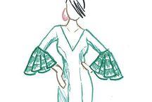 Feria de abril / #trajes #complementos