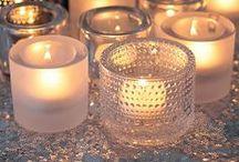 Kynttilätunnelmaa