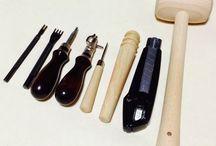 Folivora leather craft / レザークラフト