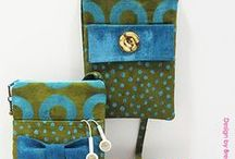 New Patterns / Here are the latest pattern offerings from Among Brenda's Quilts & Bags