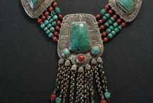 Turquoise Jewelry / Interesting and beautiful turquoise jewelry from all around the world, vintage and modern.
