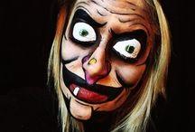 Maquillaje...diferente. / ¿Lo intentamos?