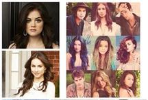 Pretty little liars / Pretty little liars board I'm desperate to know who -A is and Charles Dilaurentis / by Vale Pedevila