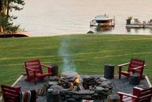 Backyard/Patio Ideas / Ideas for our upcoming renovation/landscaping of the outdoor area of our house..