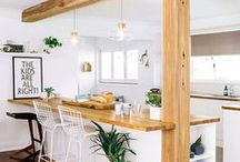 Kitchen Design Inspiration / one of the most important spaces in the house!