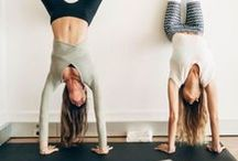 Beautiful Yoga People / a wide collection of ultimate yoga pictures .