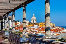 Lisboa / Capitale du Portugal