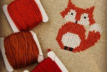 cross stitch / by Aj Lyman