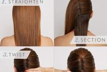 Bea     hair tutorial / by syed shah